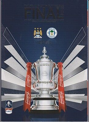 2013 F.A.Cup Final.Manchester City v Wigan Athletic.