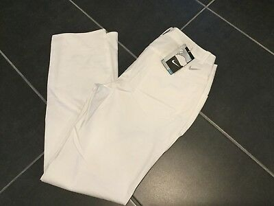 NIKE GOLF* Tour Performance* Golfhose Weiß* DRI FIT* Gr. 38 * Neu