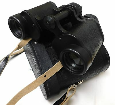 BNU5 8 x 30M Vintage Binoculars Made In Russia With Case - BB5