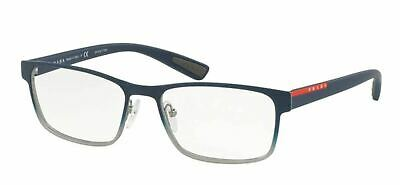 6af1b0368a79 Authentic Prada Linea Rossa 0PS 50GV U6T1O1 BLUE GRADIENT Eyeglasses