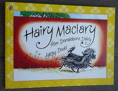 Lynley Dodd ~ Hairy Maclary From Donaldson's Dairy