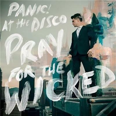 PANIC AT THE DISCO Pray For The Wicked (with a chance to win merch pack!) CD NEW