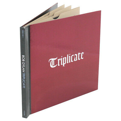 Bob Dylan - Triplicate Deluxe Limited Edition 3 LP Vinyl