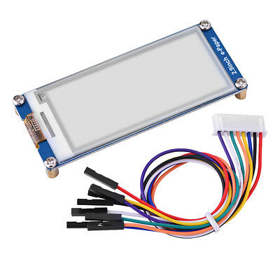 2 Grey Level 2.9inch E-Paper E-Ink Display Board For Raspberry Pi Nucleo 296x128
