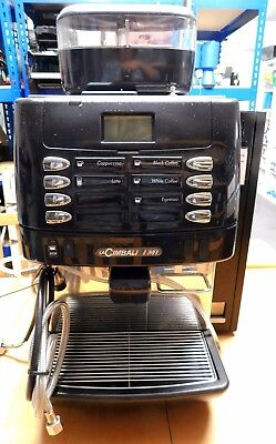 La Cimbali M1 Bean To Cup Coffee Machine w/ Cleaning Supplies