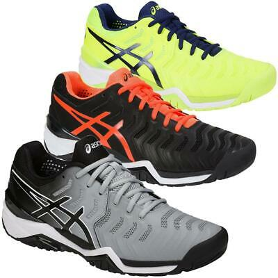 ASICS GEL-RESOLUTION 7 All Court Herren Tennisschuhe Tennis ...