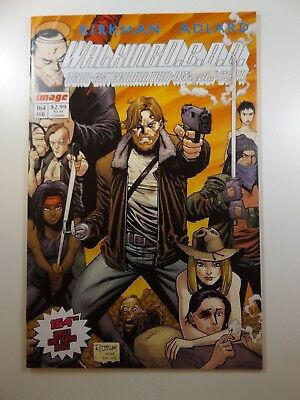 The Walking Dead #164 Variant Cover Edition!! Beautiful NM-/NM Condition!!