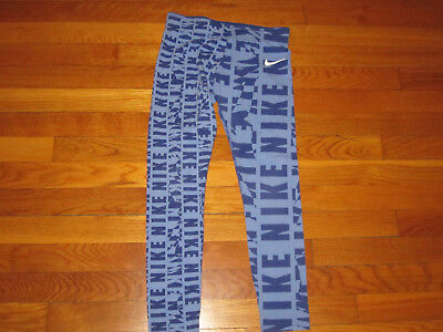 Nike Compression Tights-Pants Girls Medium Excellent Condition