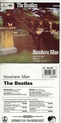 View credits, reviews, tracks and shop for the 1966 Vinyl release of Nowhere Man / What Goes On on.
