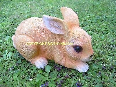 New Rubber Latex Mould Moulds Mold To Make Cement Concrete Large Garden Rabbit