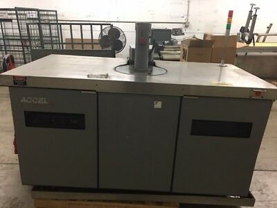 Accel Microcel 2 Centrifugal Cleaning System