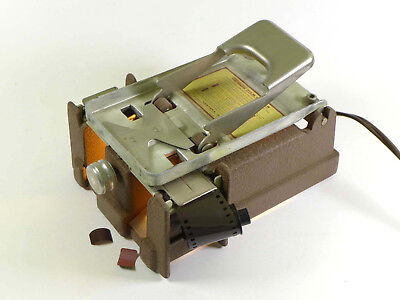 View-Master film cutter chip puncher for Personal camera films tested works - MU