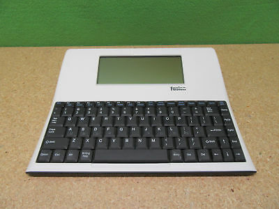 WriterLearning The Writer Fusion Portable Desktop Keyboard w/ Text-to-Speech