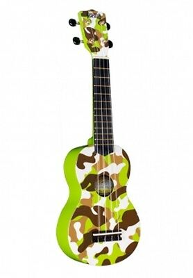 Mahalo Art Series Ukulele Including Gig-Bag - Variety Of Designs Available - New