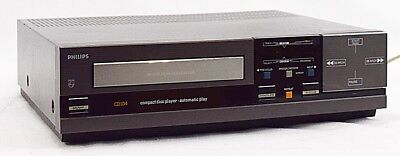 Philips CD-Player Vintage CD104, 180695