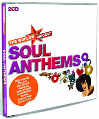 Various Artists : Soul Anthems CD (2011)