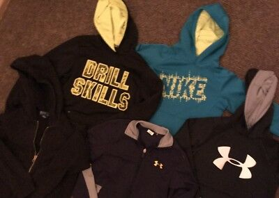 Boys Size Small Hoodies