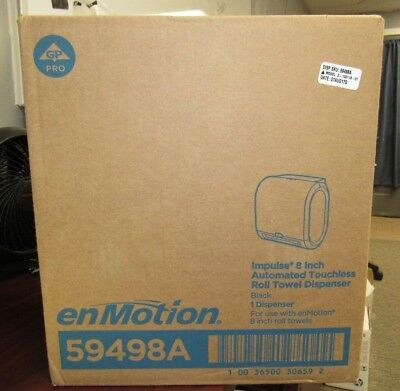 GP enMotion Impulse Automated Touchless Roll Towel Dispenser 59498A [26FL]