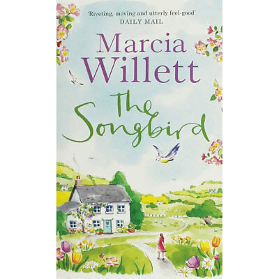 The Songbird by Marcia Willett (Paperback), Fiction Books, Brand New