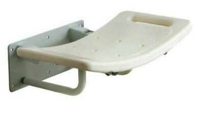 """Brand New In Box """"driver"""" Wall Mounted Shower Seat Mobility Disability Aid"""