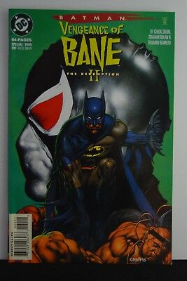 Batman: The  Vengeance of Bane II (DC, 1995) Special 1995 Issue, The Redemption