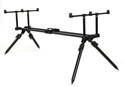 FOX Horizon Duo Pod 3 Rod inc. Case CRP027 Rod Pod