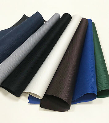 Thick Waterproof Canvas Fabric Material A4 or A5 Sheets for Crafts Art & Bows