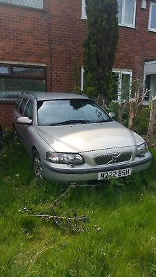 Volvo V70, 7 Seats, 2001, spares or Repair
