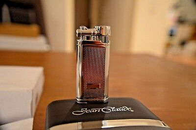 Jean Claude Old Boy Style pipe pipa Pfeife lighter brand new with box