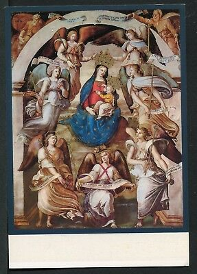 Madonna And Child With Angels * Our Lady Of Angels Basilica, Rome >