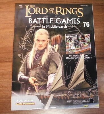 LORD OF THE RINGS Battle Games in Middle-earth Magazine Issue 76