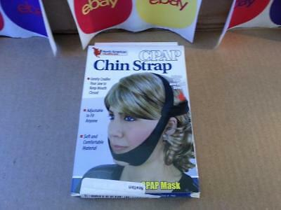 North American CPAP Chin Strap Adjustable  READ