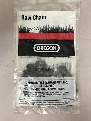 "16"" Oregon Chainsaw Saw Chain Blade Ryobi RY3716 3/8""LP .050 Gauge 56DL Y56 S56"