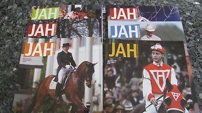 2003 Breyer Just About Horses JAH Magazines Full Set 6 issues good condition