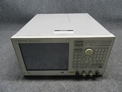 Agilent Technologies E5071B ENA Series Network Analyzer 300kHz To 8.5GHz