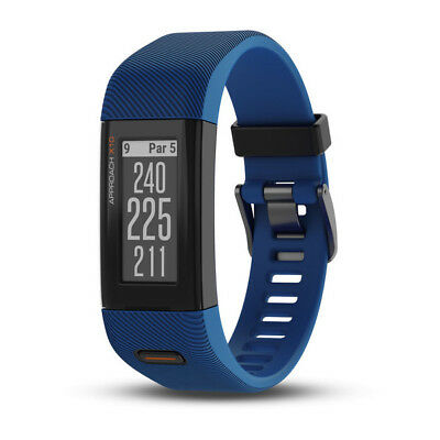 2018 GARMIN APPROACH X10 Golf Watch GPS Preloaded with 41,000+ Free Membership