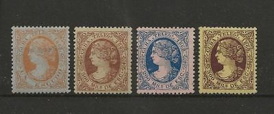 Caribbean Very Old Telegraph Mint Stamps