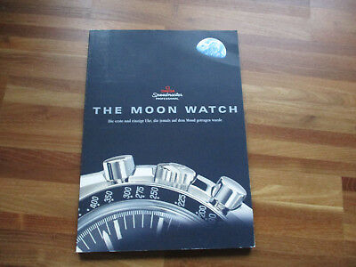 Omega Buch The Moon Watch Antiquariat