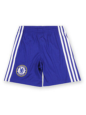 Adidas Chelsea FC Home Shorts 2014/2015 Junior Age 13/14