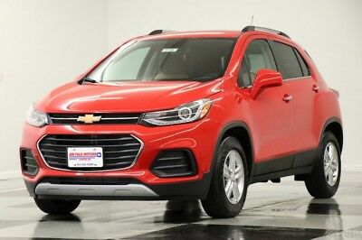 Chevrolet Trax LT Sunroof  Camera Red Hot SUV For Sale 2018 LT Sunroof  Camera Red Hot SUV For Sale New Turbo 1.4L I4 16V Automatic FWD