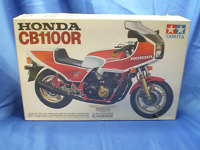Honda Cb1100R Motorcycle Plastic Model Kit By Tamiya # 14008 Factory Sealed