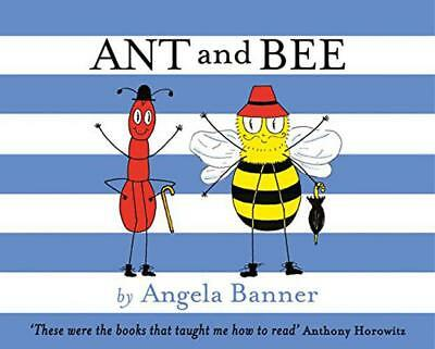 Ant & Bee 1 by Banner, Angela | Hardcover Book | 9781405266710 | NEW