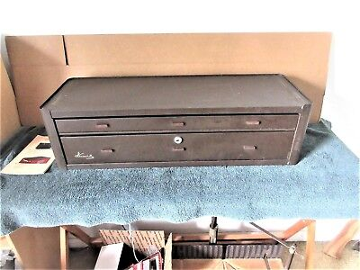 Kennedy Kits Machinist Chest Base Tool Box. Style No. MC 28.
