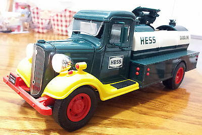 Hess 1985 First Hess Truck Toy Bank   A