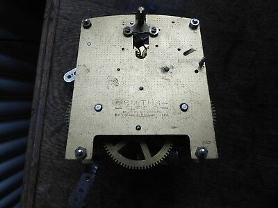 Vintage old clock parts mechanism? SMith's Enfield Made in England