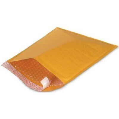 Kraft Bubble Mailers Envelopes Bags #0 #00 #000 #1 #2 #3 #4 #5 #6 #7 100 to 2000