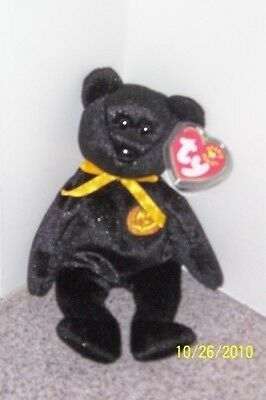 HAUNT Ty Beanie Baby MINT WITH MINT TAGS