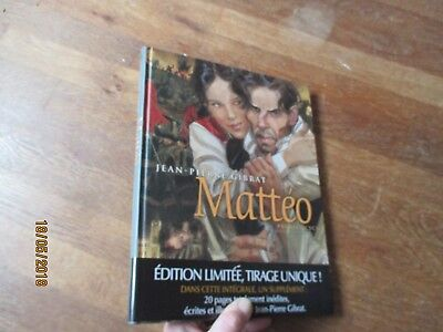 ALBUM BD MATTEO integrale premier cycle + 20 pages inedites + bande gibrat eo