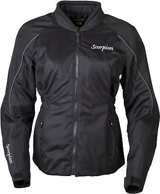 Scorpion Maia Womens Jacket Black size 2X-Large