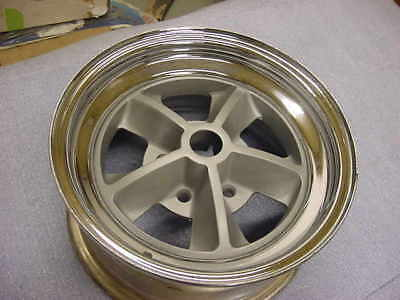 Mustang Shelby 1969 Factory 5 Spoke Mag Wheel